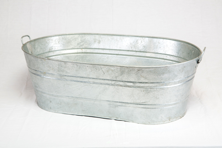 16 Gallon Beverage Tub - Oval
