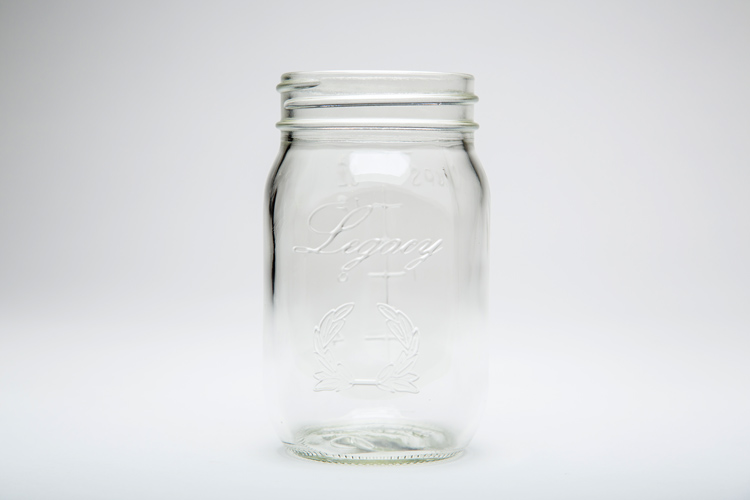 16oz Mason Jar