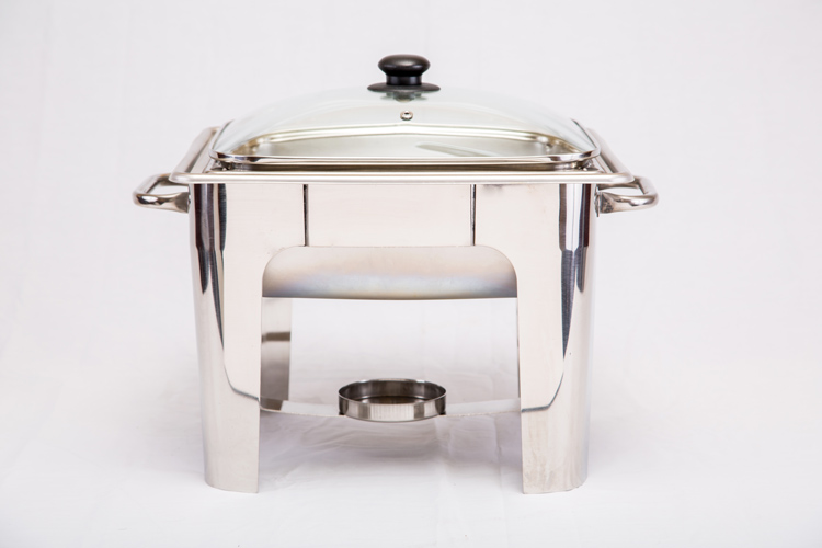 5 QT Rectangle Chafing Dish