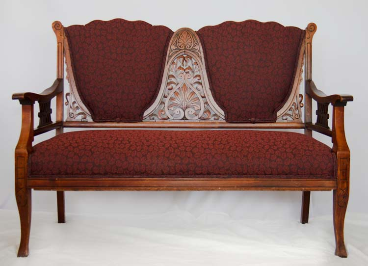 Antique Loveseat