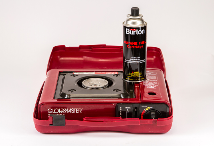 Portable Butane Burner