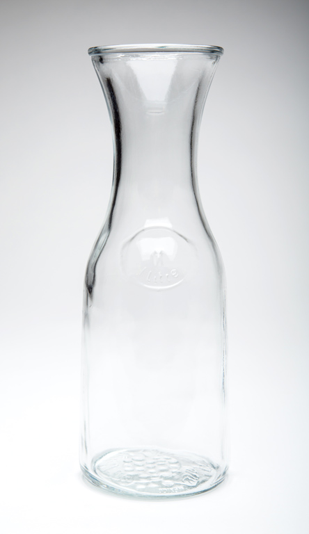 1 Liter Glass Carafe
