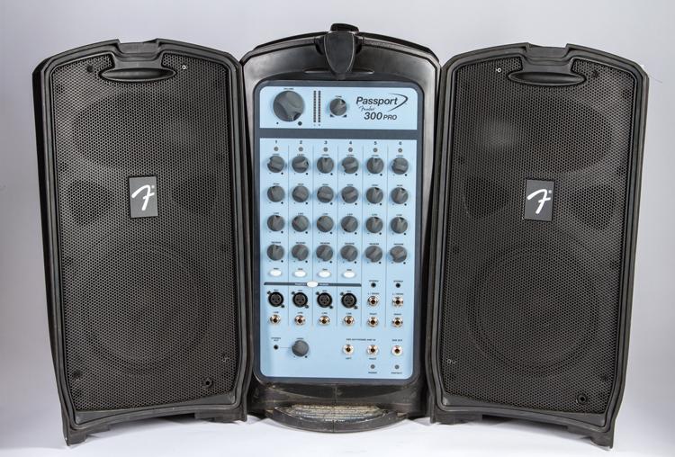 Fender PA System 300W