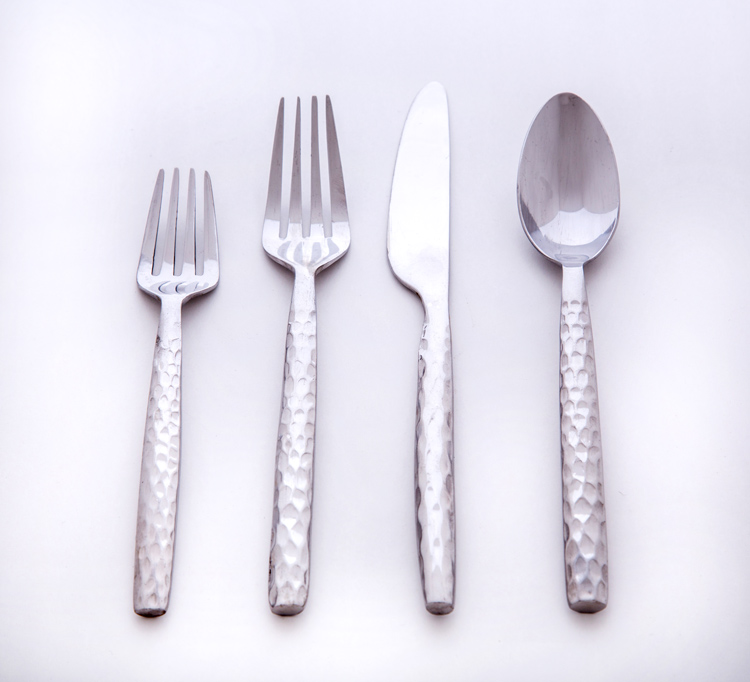 Hammer Forged Flatware Set