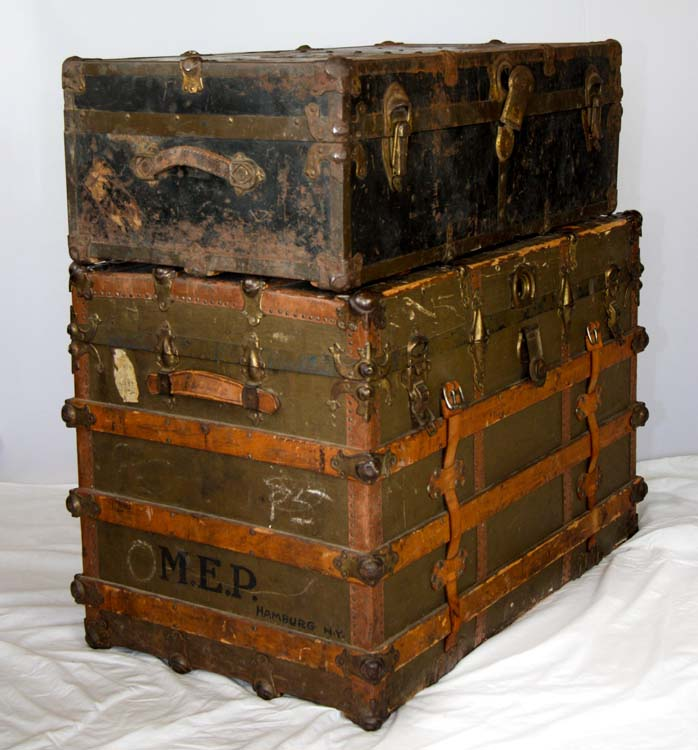 Steamer Trunks