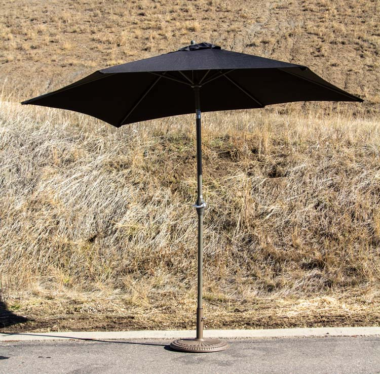 Standing Market Umbrella