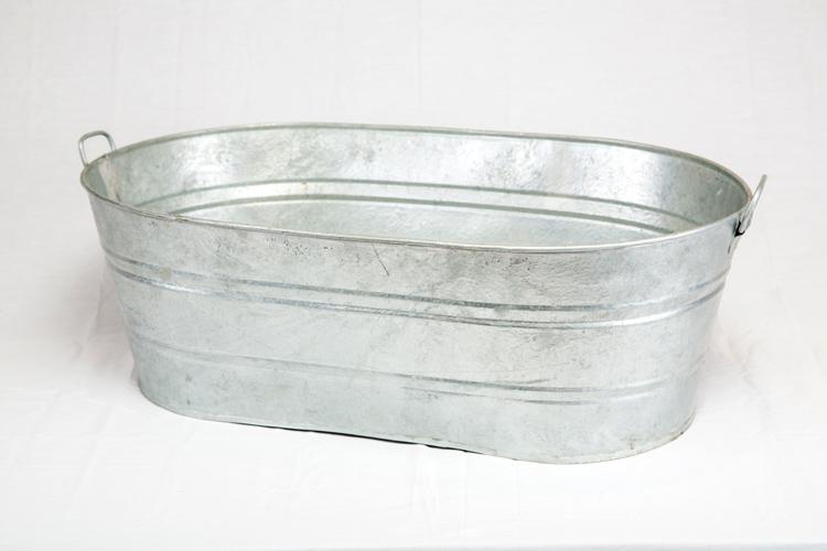 16 Gallon Beverage Tub - Oval