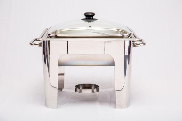 5 QT Rectangle Chafing Dish