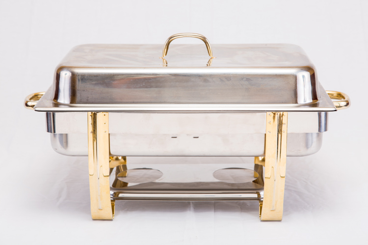8 QT Rectangle Chafing Dish