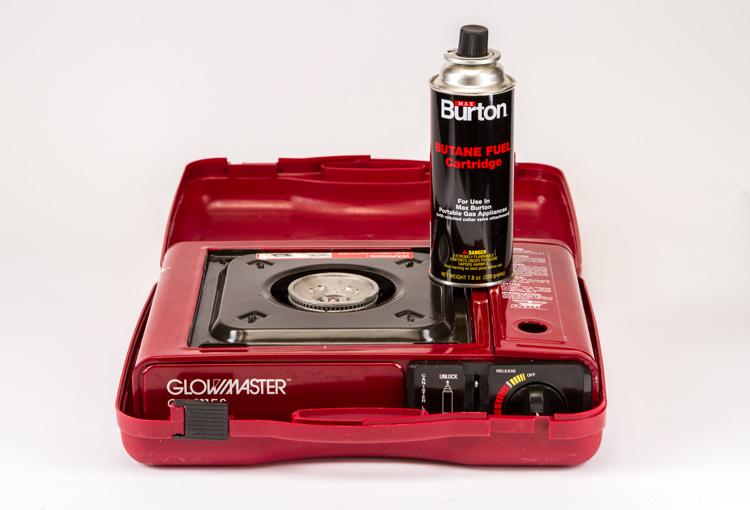 Portable Butane Burner