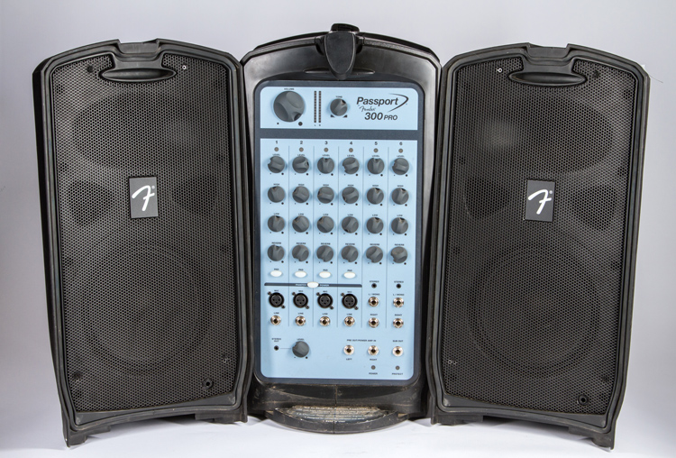 Fender PA System 300W