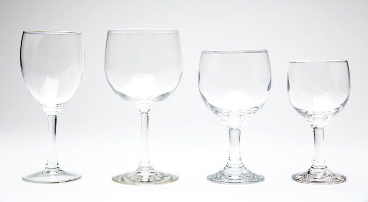 Multiuse Wine Glasses