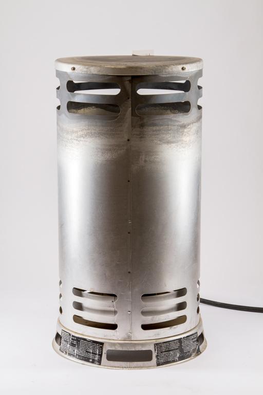 Pedestal Heater