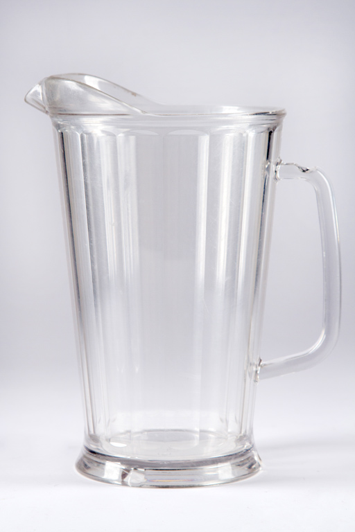Pitcher Plastic 60oz