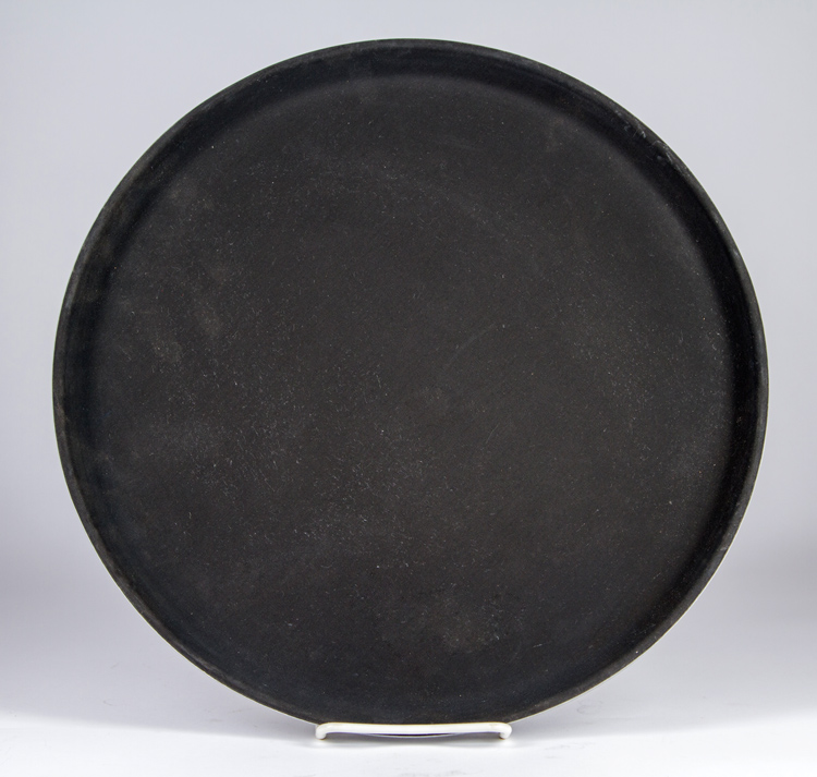 Round Cocktail Service Tray