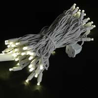 White String Lights - 50 ft.